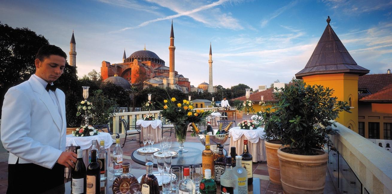 Four Seasons Sultanahmet Bar