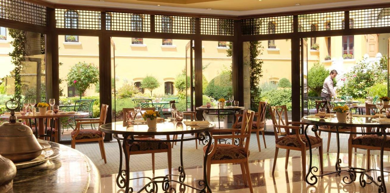 Four Seasons Sultanahmet Dining
