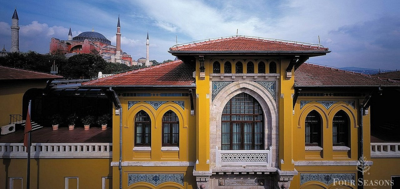Four Seasons Sultanahmet Exterior