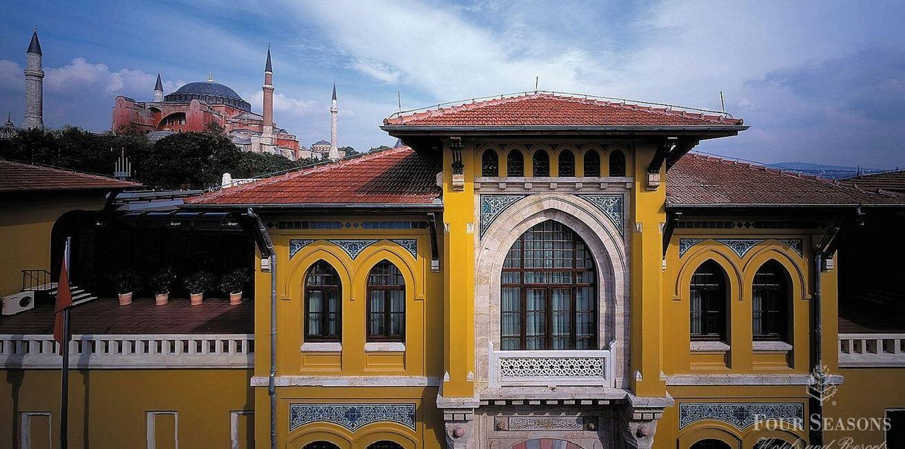 Four Seasons Sultanahmet Exterior