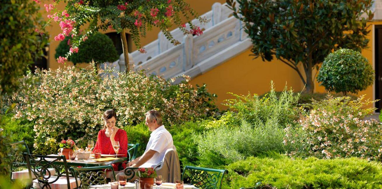 Four Seasons Sultanahmet Gardens