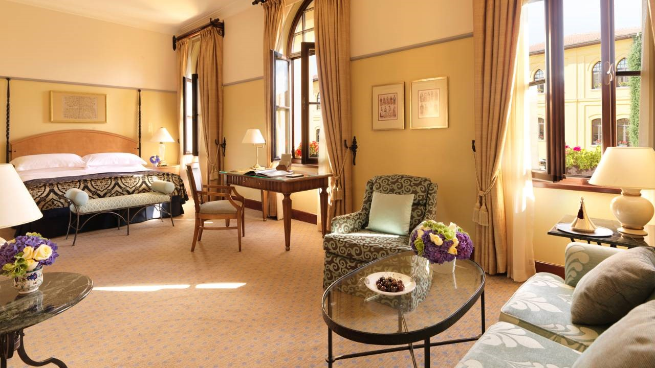Four Seasons Sultanahmet Room