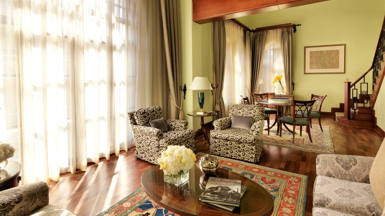 Four Seasons Sultanahmet Rooms