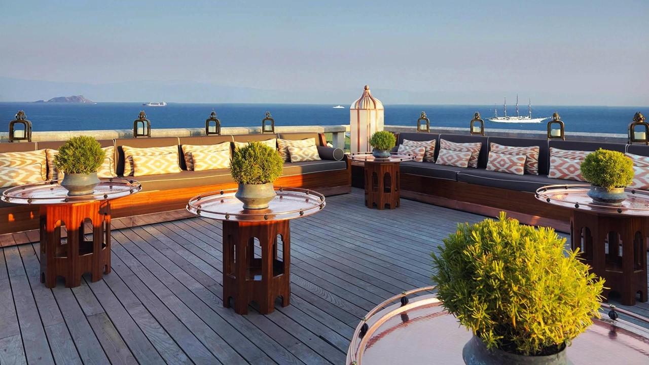 Istanbul Four Seasons Hotel At Sultanahmet