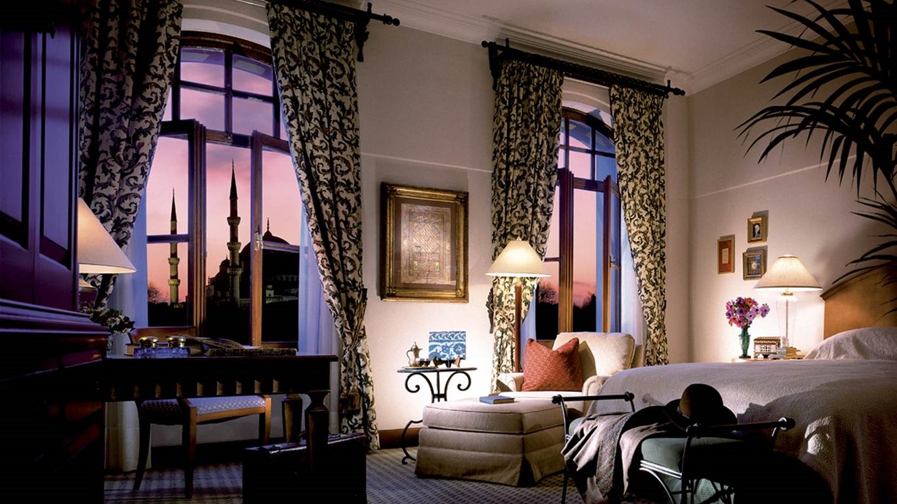 Four Seasons Hotel Istanbul At Sultanahmet Room
