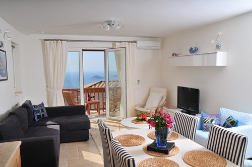 Air Canada Vacations Grenada: 1 Bedroom Kalkan Apartment With Air-conditioing And Sea Views