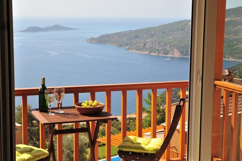 Air Canada Vacations Grenada: 1 Bedroom Kalkan Apartment With Sea Views & Air-conditioing