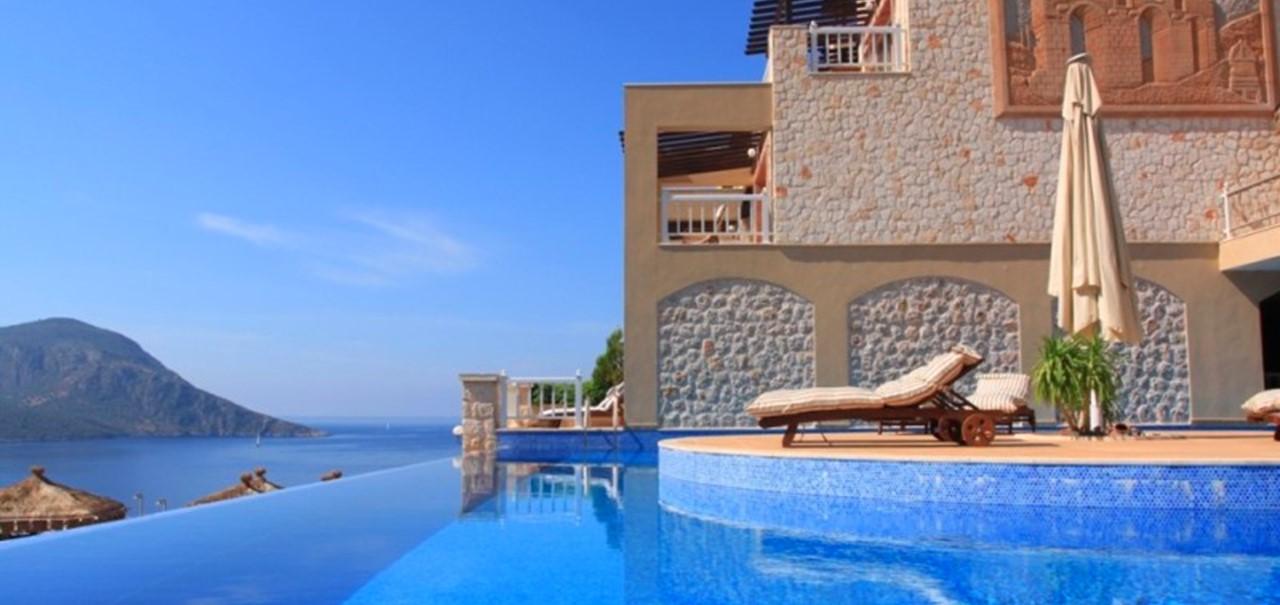 The Likya Hotel Pool