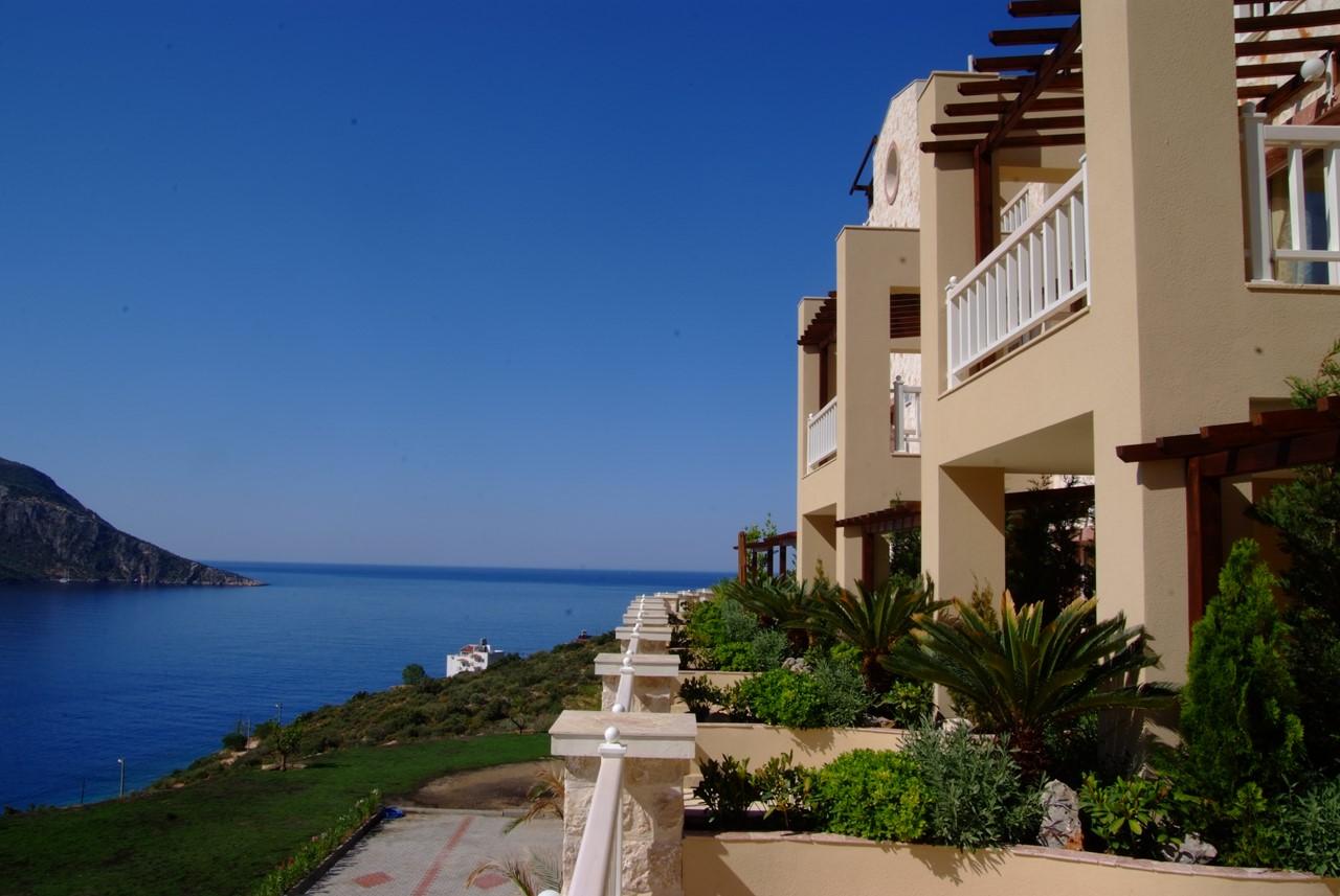 Balcony Views from The Likya Hotel
