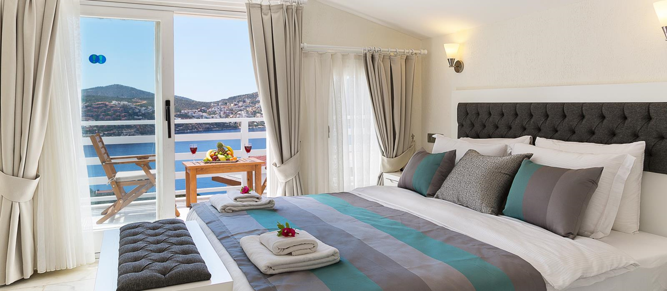 Deluxe Room 12 With Sea Views