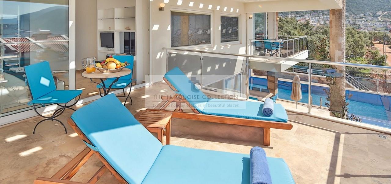 Sunbathing Balcony Of Bedroom 2