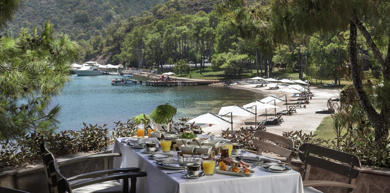 Rixos Hotel Gocek 4