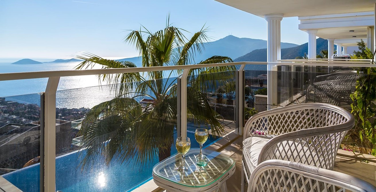 Villa Lords View Kalkan 20