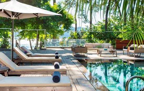 Club Prive By Rixos Gocek Maison Prive Pool