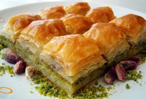 Delicious Turkish Baklava