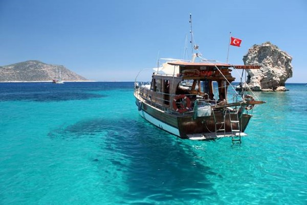 Book a Gulet Trip from Kalkan harbour