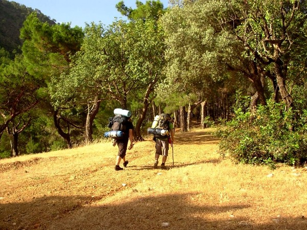 Walk the Lycian Way
