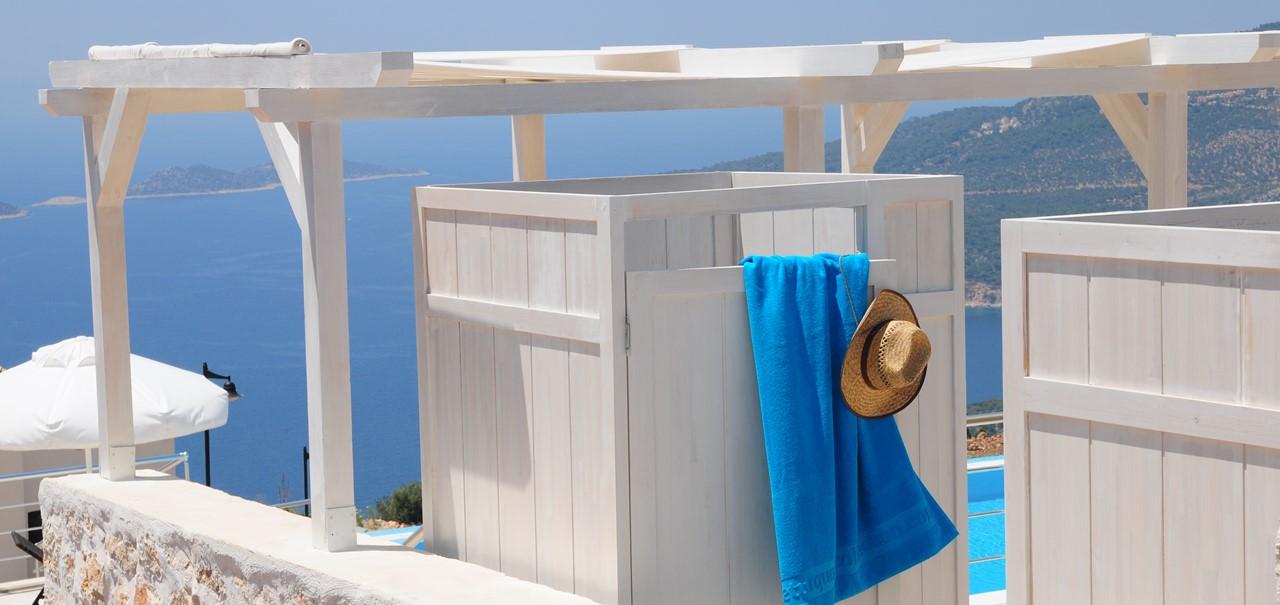 The beautiful LaVanta resort Kalkan
