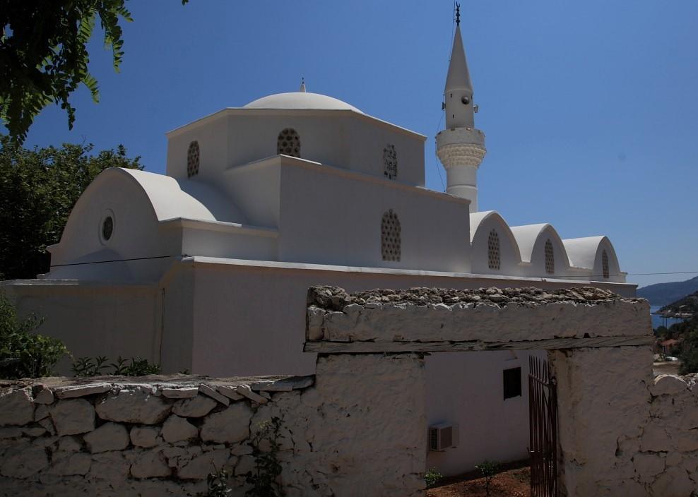 Mosque in Kalkan