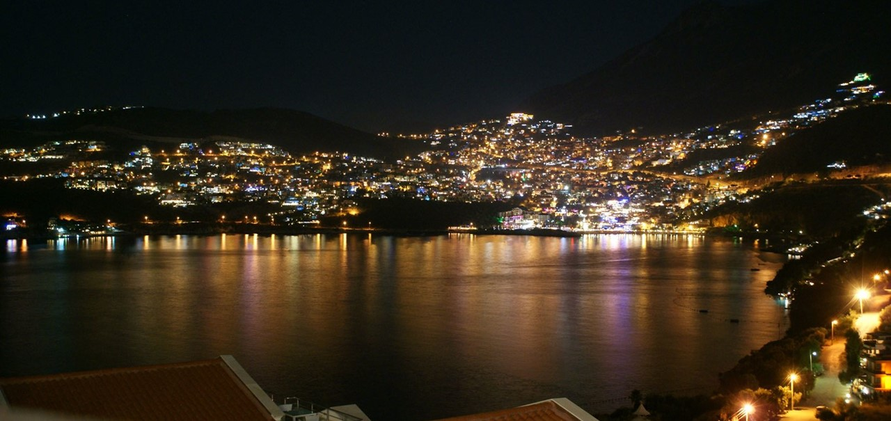 Villa Yar Kalkan At Night 2