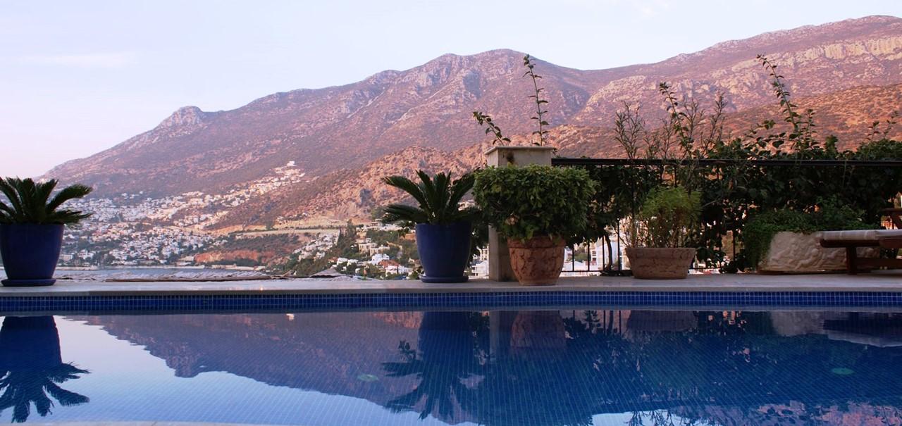 Villa Yar Kalkan Mountains