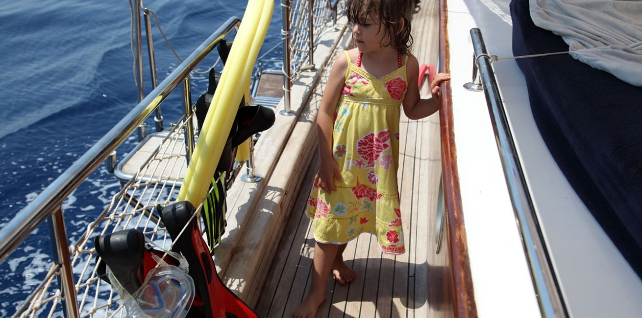 Boat trips can be fun for all the family