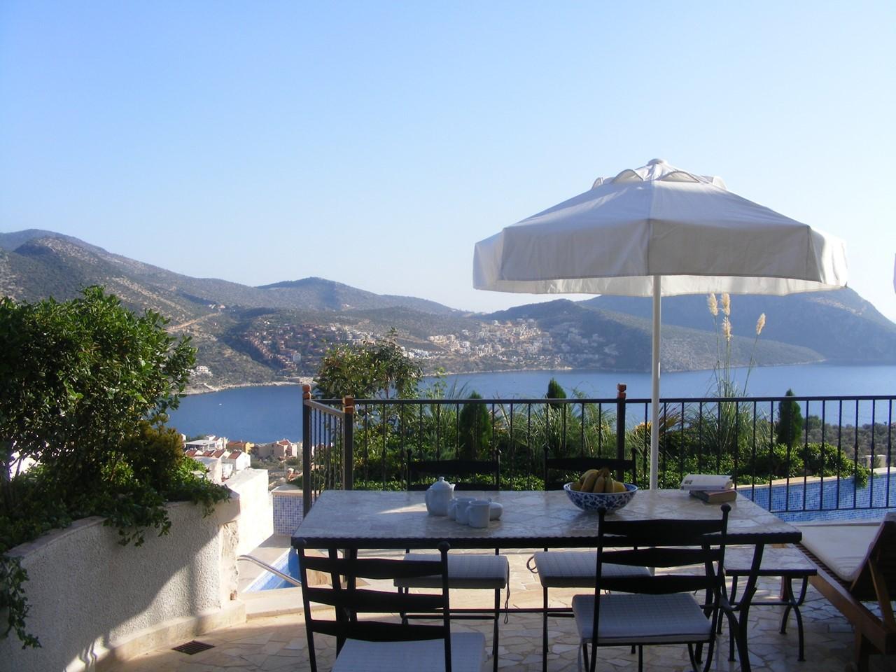Sea view terrace, Apartment Imilia