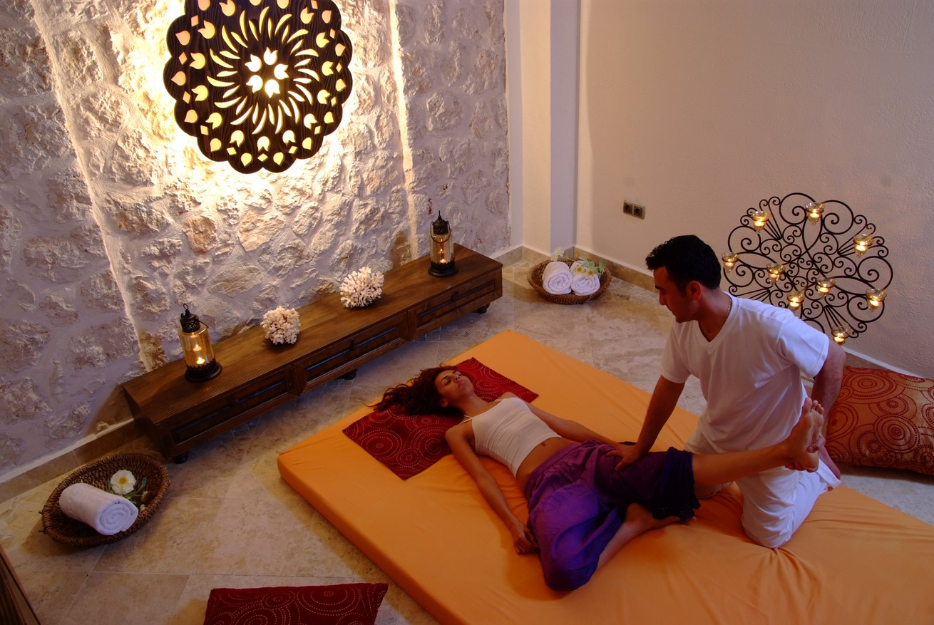 The Likya Hotel spa
