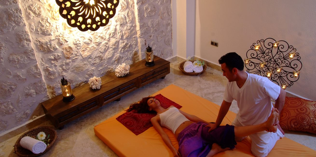 The Likya Hotel spa