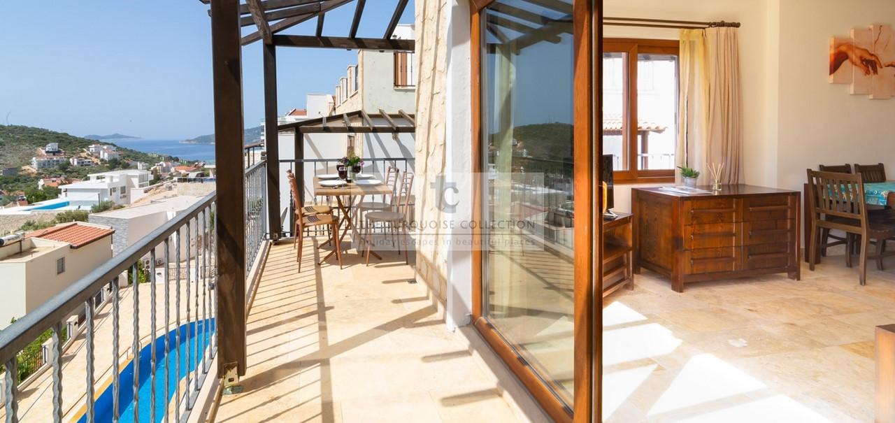 Gabriella Elvina Apartments Kalkan 9 Copy