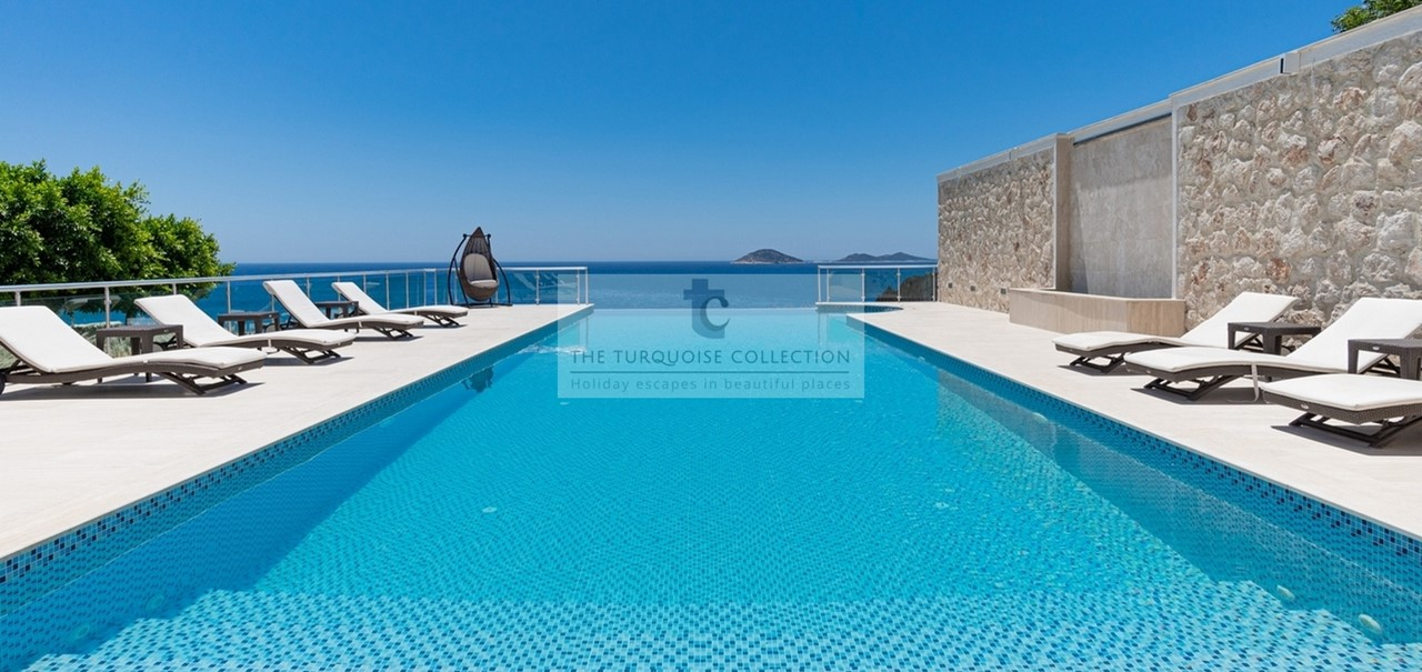 Boat House Kalkan The Turquoise Collection 12