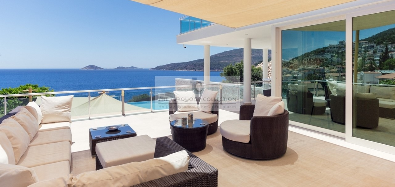 Boat House Kalkan The Turquoise Collection 17