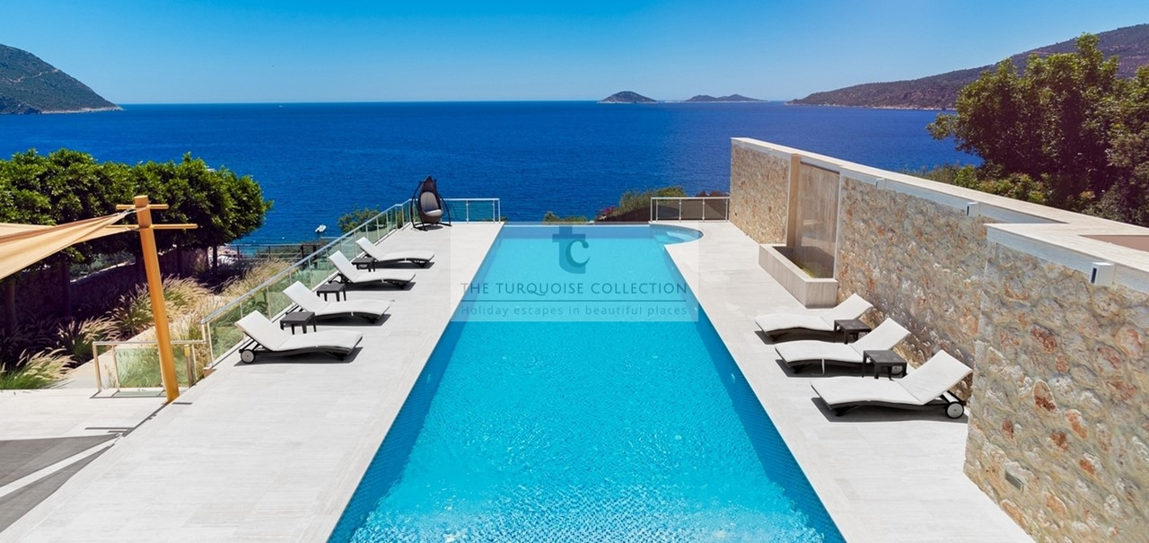 Boat House Kalkan The Turquoise Collection 18
