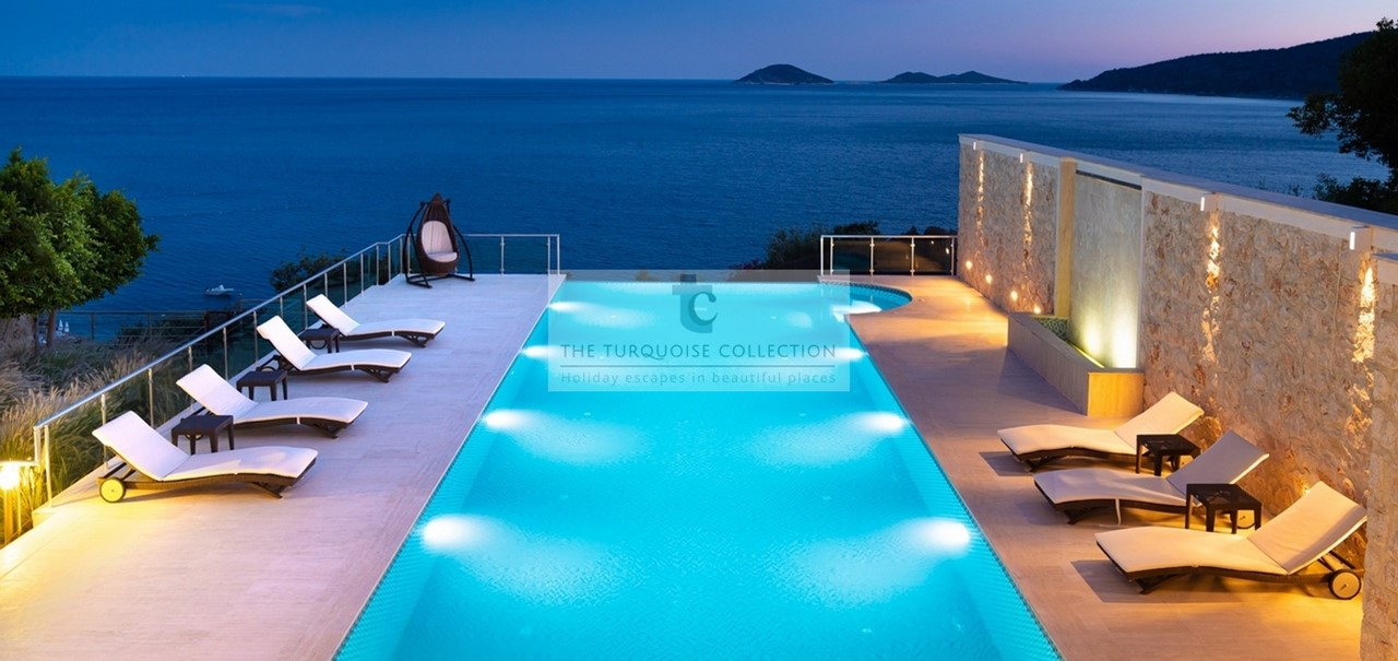 Boat House Kalkan The Turquoise Collection 26
