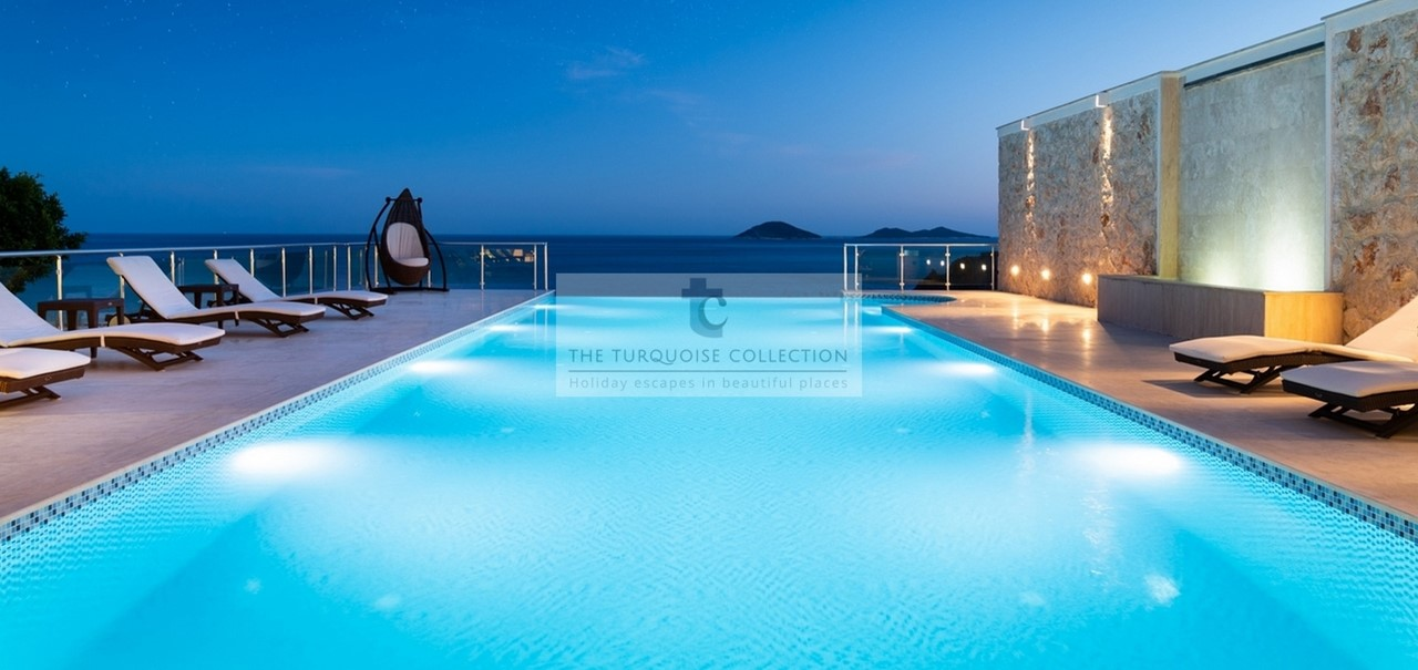 Boat House Kalkan The Turquoise Collection 27