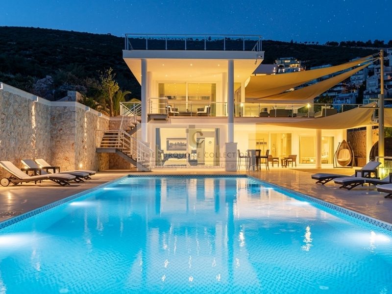 Boat House Kalkan The Turquoise Collection 28