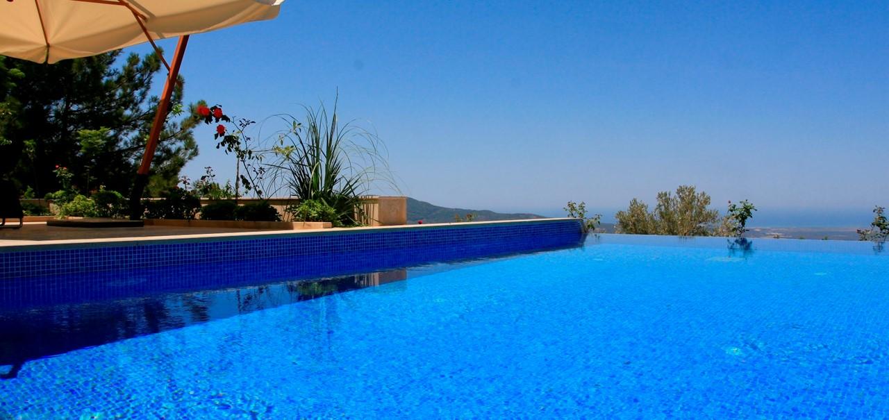 Luxury Kalkan Mountain Villa To Rent Private Pool