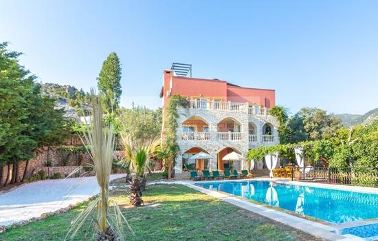 Villa Tranquility Islamlar Kalkan The Turquoise Collection 2