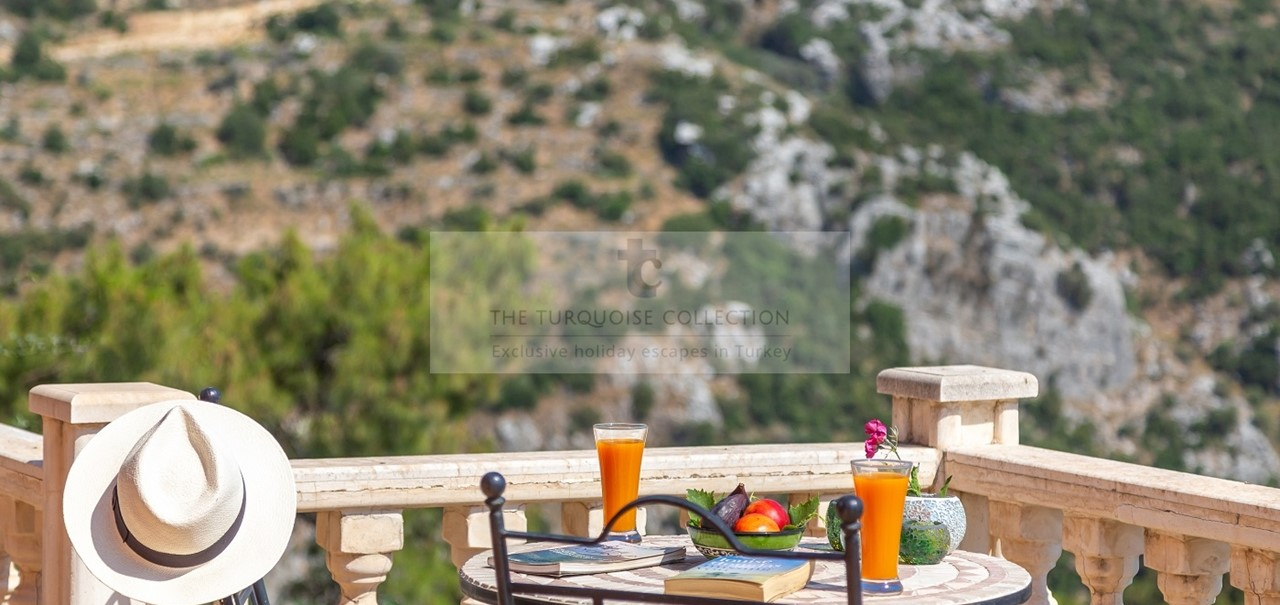 Villa Tranquility Islamlar Kalkan The Turquoise Collection 22