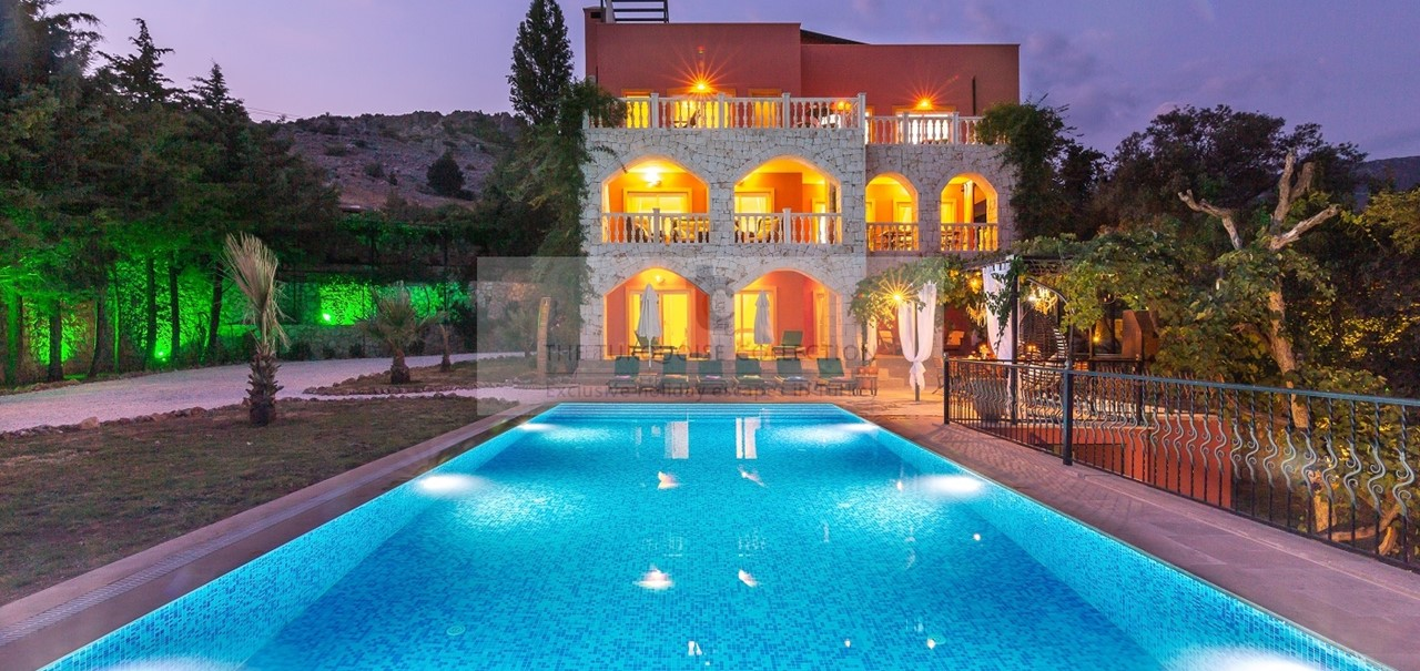 Villa Tranquility Islamlar Kalkan The Turquoise Collection 32