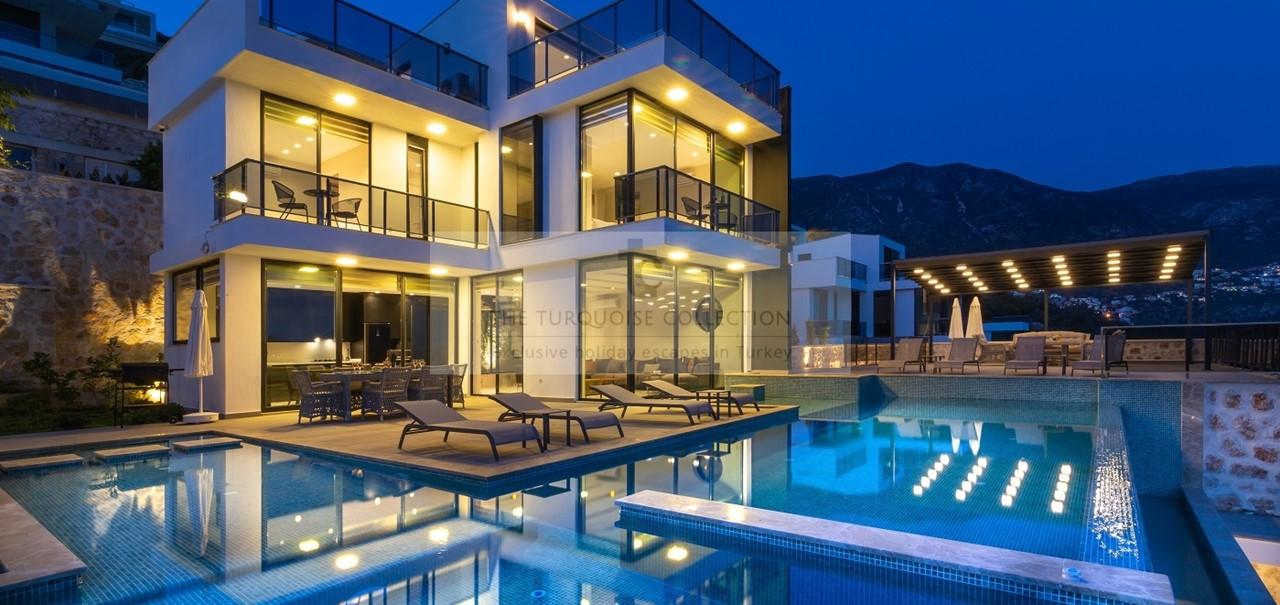 Villa Mirada Kalkan 49 Copy