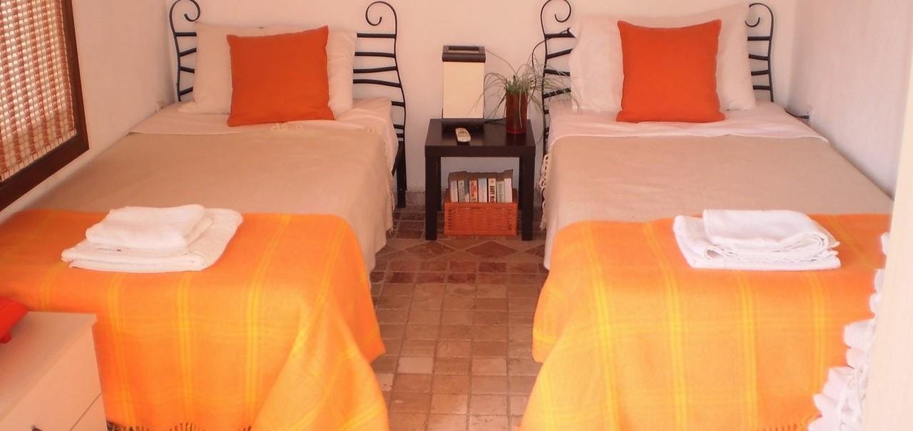 3 bedroom penthouse in kalkan old town with roof terrace for Ada bedroom