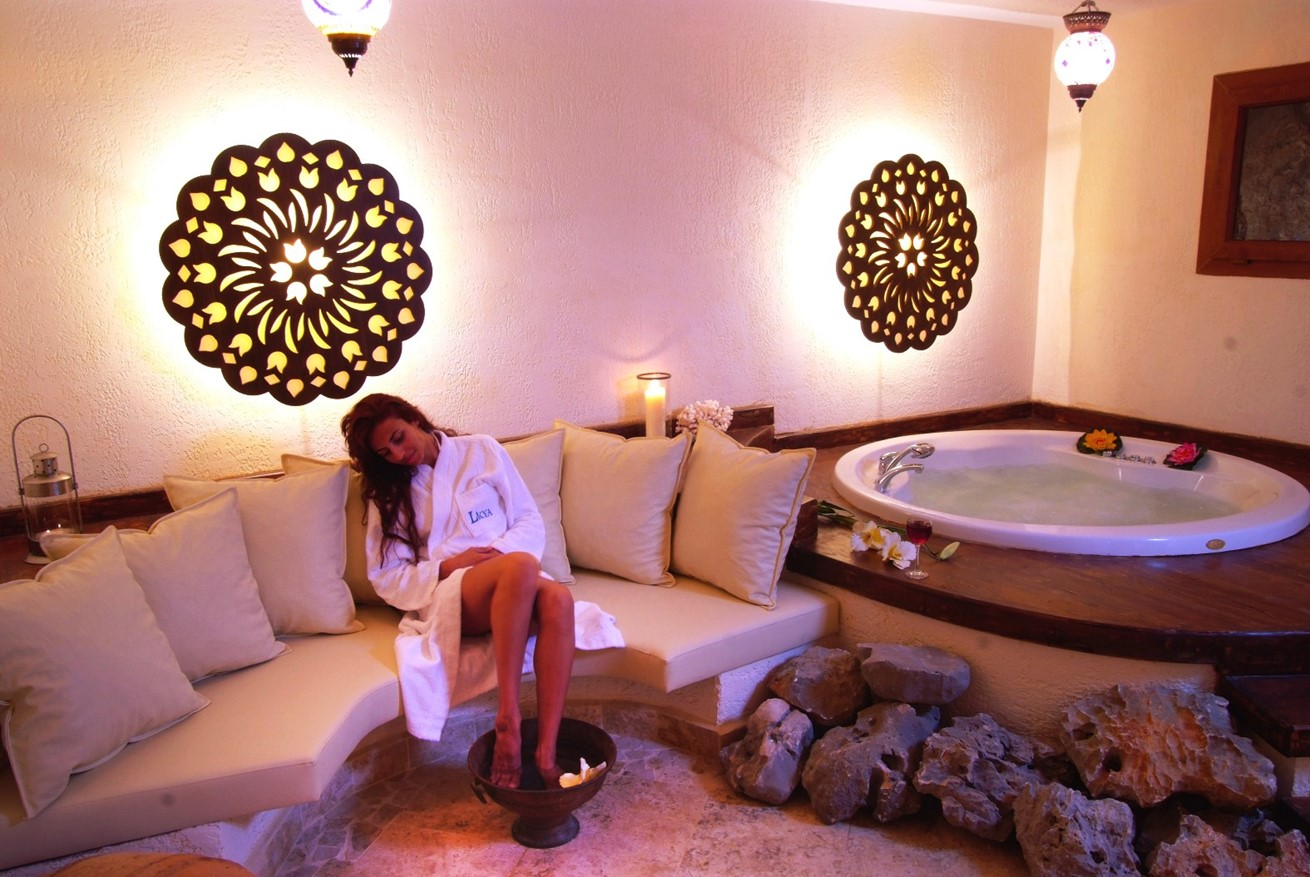 Relax completely at The Likya Hotel