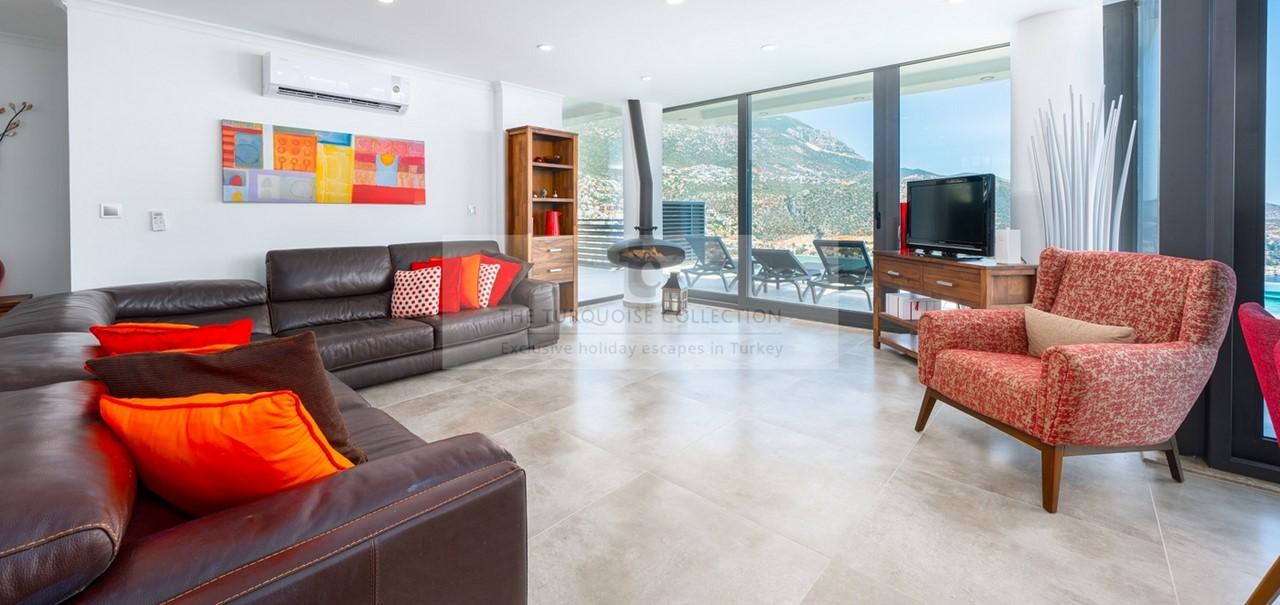 Villa Azur Kalkan 1