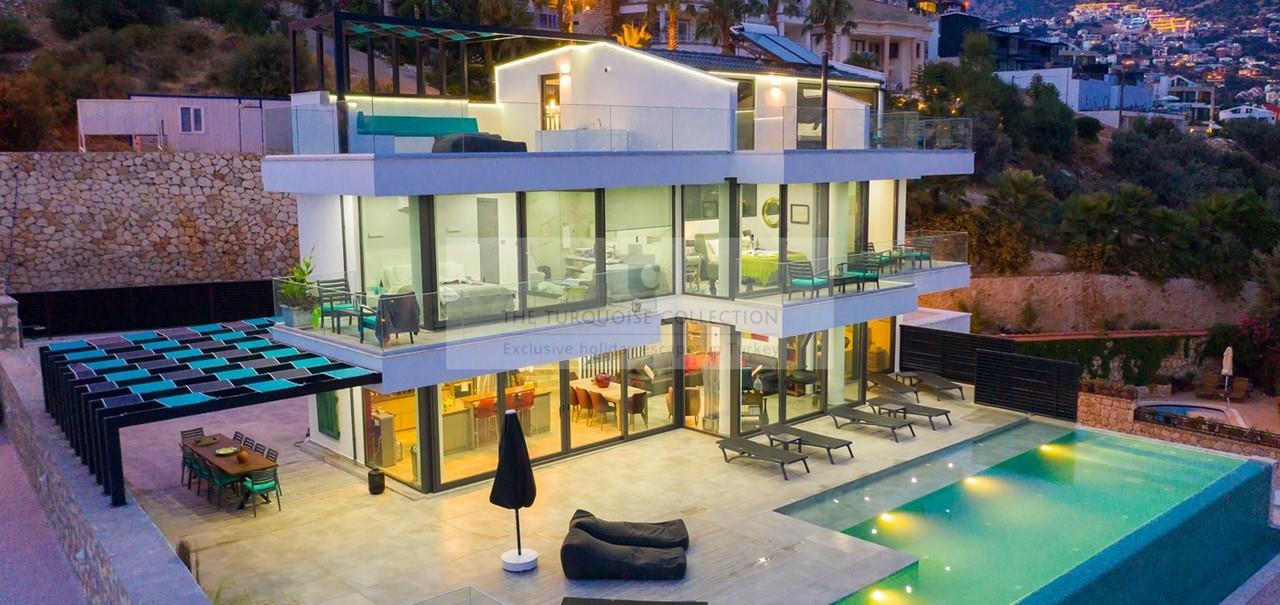 Villa Azur Kalkan 15