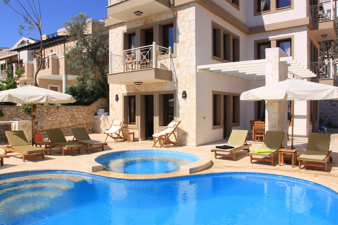 5 bedroom Villa Doruk in Kalkan Old Town