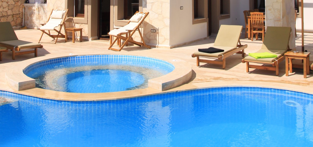 Villa Doruk with private pool and jacuzzi