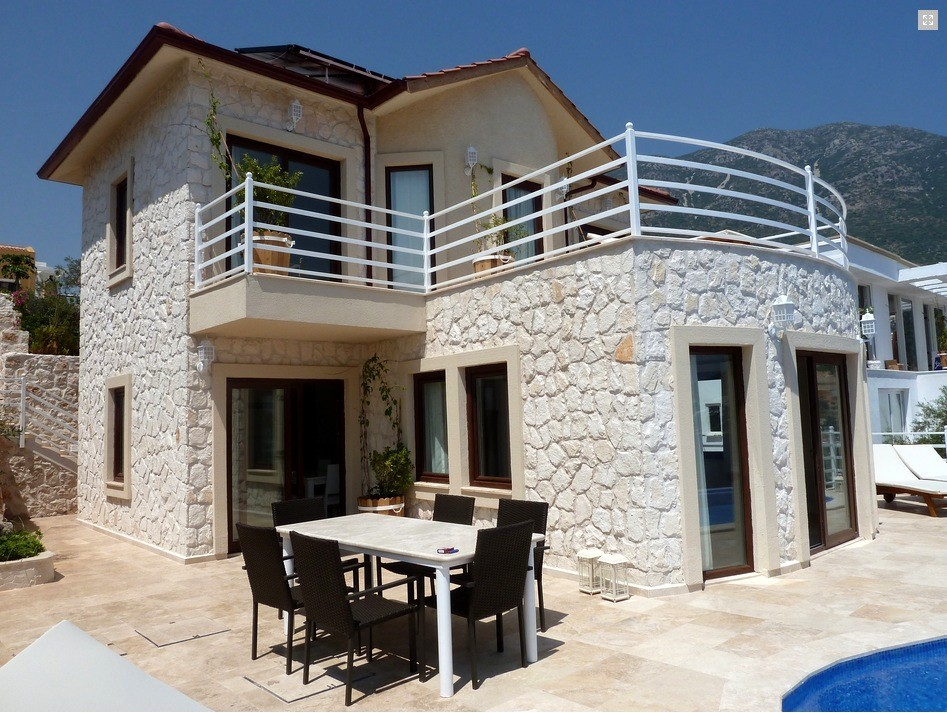 Villa Safir 3 bedroom Kalkan accommodation