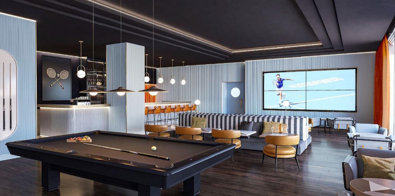 Rixos Dubrovnik Sports Bar