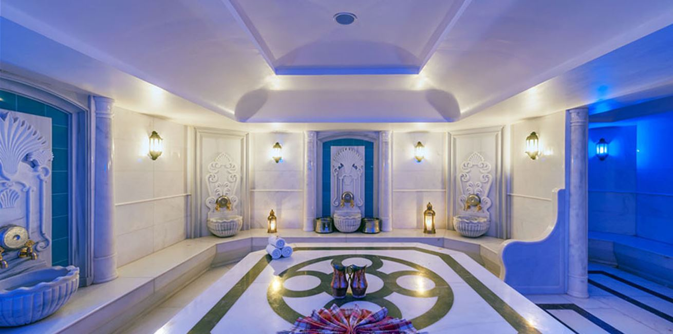Rixos Pera Spa Room 2